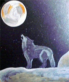 Bear the Wolf