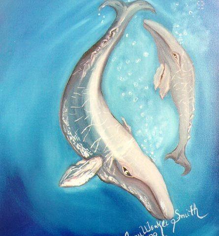 Nancy's Whale