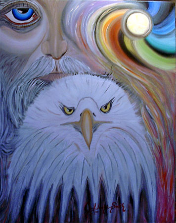 Grey Eagle: A Self Portrait