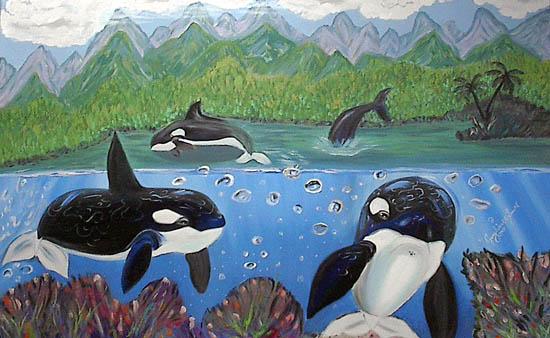 Orca Freedom